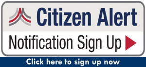 Citizen Notification copy