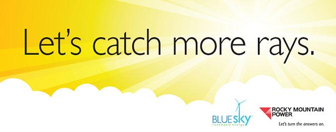 Blue Sky Big Logo